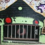 paranoid street art