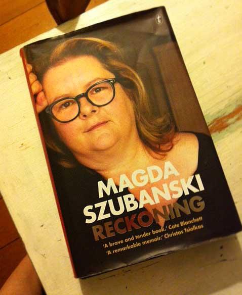 Reckoning by Magda Szubanski_