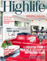 highlife magazine cover