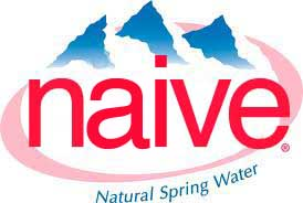 evian label as naive