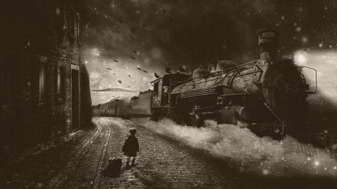 fantasty train